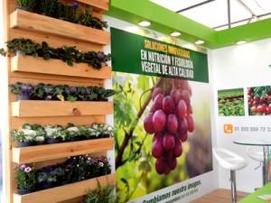Stand en Expo Agro Sinaloa, México