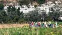 El equipo de Tradecorp asiste a un taller de Agricultura Ecológica en su Día Diferente y Responsable
