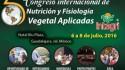 Tradecorp, patrocinador del 5º Congreso Internacional de Nutrición y Fisiología Vegetal