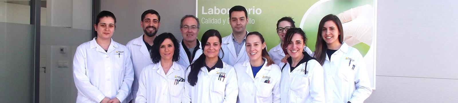 Hablamos con Jorge Barbero sobre la remodelación y ampliación del laboratorio de la fábrica de Albacete