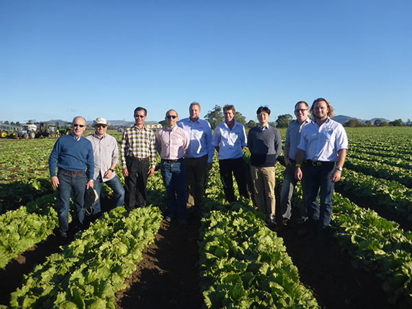 Visita a Rugby Farms