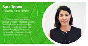 Sara Tormo Directora regulatory Tradecorp