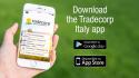 Descarga la aplicación de Tradecorp en Italia